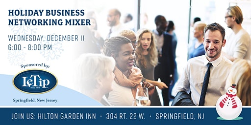 Holiday Business Networking Mixer