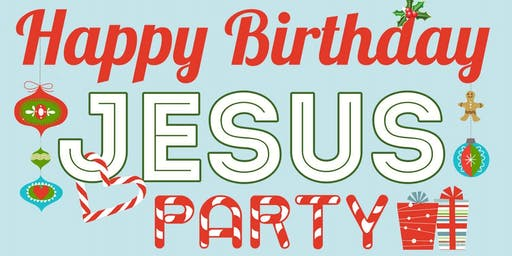 Happy Birthday Jesus Party @ The Sanctuary