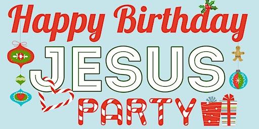 Happy Birthday Jesus Party @ The Sanctuary