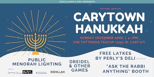 Carytown Hanukkah