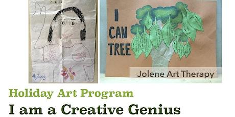 I am a Creative Genius tickets