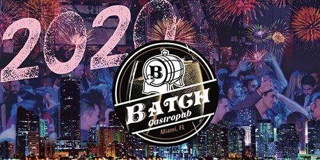 NYE at Batch Miami tickets