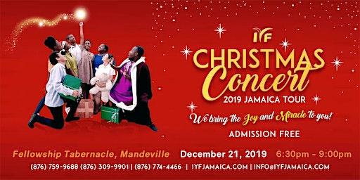 2019 IYF Christmas Concert Tour - Mandeville