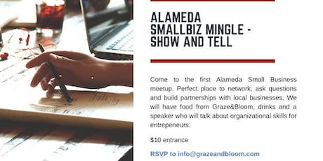 Small Biz- Show and Tell tickets
