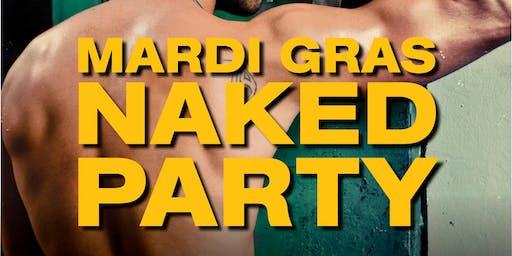 Mardi Gras Naked Party