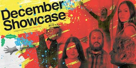 December Showcase tickets