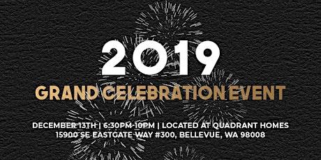 2019 Grand Celebration Event tickets