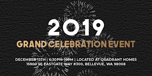 2019 Grand Celebration Event
