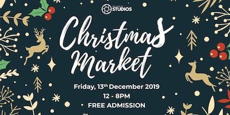 Christmas Market tickets