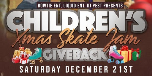 Childrens Xmas Skate Jam Giveback