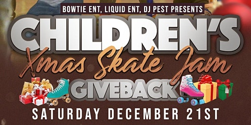 Childrens Xmas Skate Jam Giveback