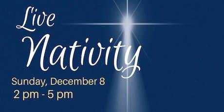 Live Nativity and Bethlehem tickets