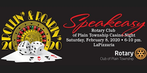 Rollin' and Roarin' 2020 Casino Fundraiser