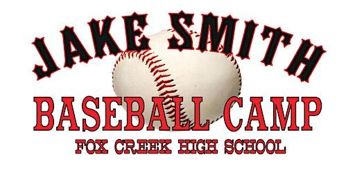 Jake Smith Baseball Camp