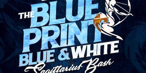 2nd Annual BluePrint Blue and White Sagittarius Affair