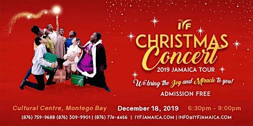2019 IYF Christmas Concert Tour - Montego Bay