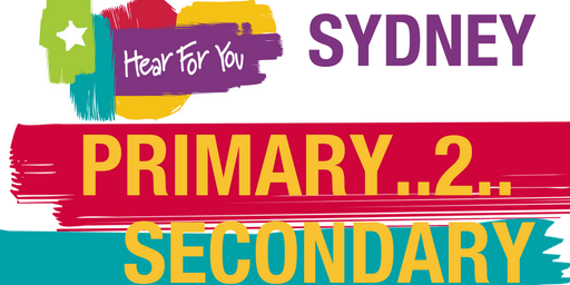 Hear For You NSW Primary2Secondary Session 2020