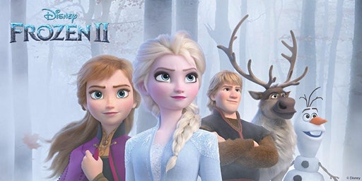Frozen 2 (English)!  Rockford Spanish Immersion Boosters Family Movie Event