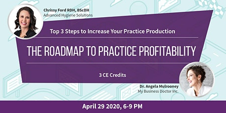 The Roadmap to Practice Profitability! tickets