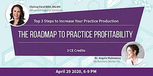 The Roadmap to Practice Profitability!
