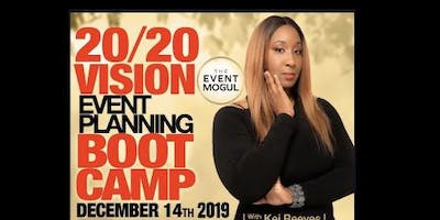 Event Planning Bootcamp