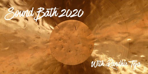 Gong and Tibetan Singing Bowls Sound Bath & More!