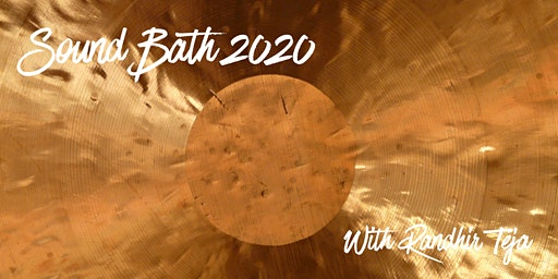 Gong and Tibetan Singing Bowls Sound Bath & More!
