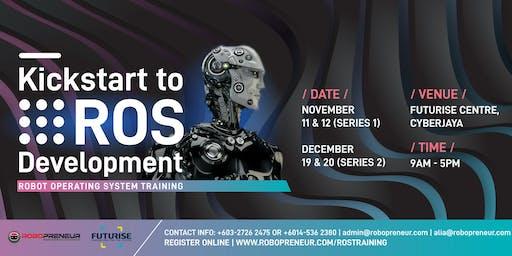 Kickstart to ROS Development (Series 2)