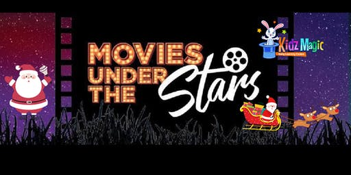 Christmas Movie Under the Stars