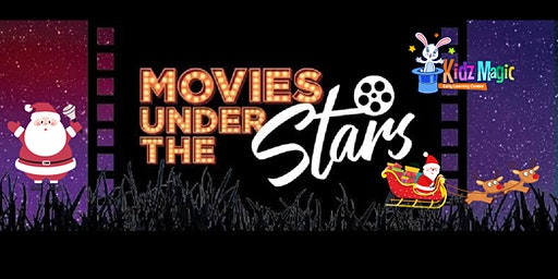 Christmas Movie Under the Stars