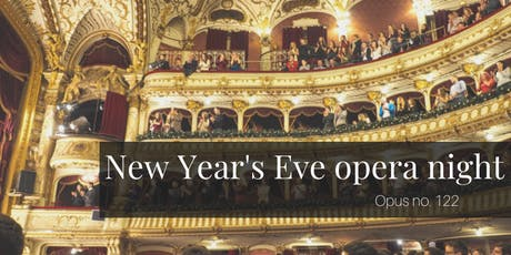 New Year's Eve Opera Night at Servino tickets