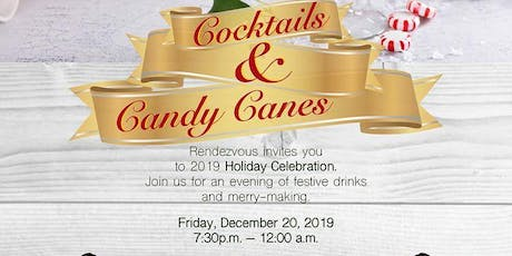 Cocktails and Candy Canes Holiday Dance Party tickets