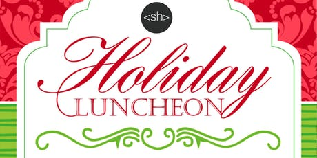 Silicon Harlem Holiday Luncheon tickets