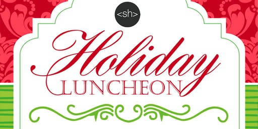 Silicon Harlem Holiday Luncheon