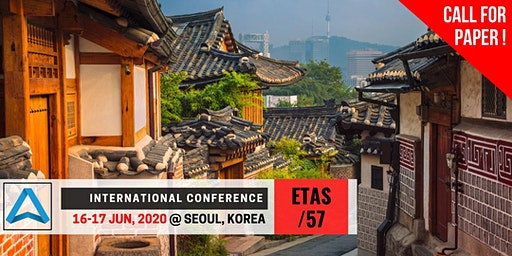 57th International Conference on Engineering, Technology and Applied Science (ETAS-57)