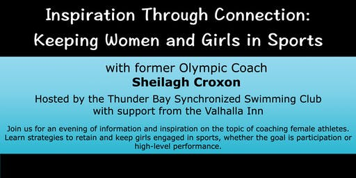 Inspiration Through Connection: Keeping Women and Girls in Sports