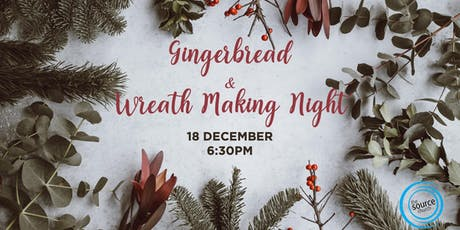 Gingerbread House and Wreath Making Night tickets