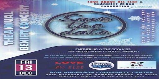 Christmas Benefit Music Concert 2019