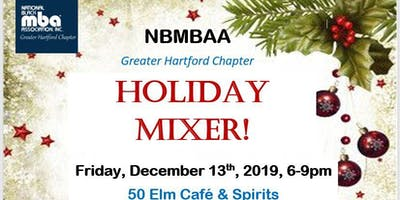 Greater Hartford Chapter of NBMBAA Holiday Mixer