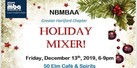 Greater Hartford Chapter of NBMBAA Holiday Mixer tickets