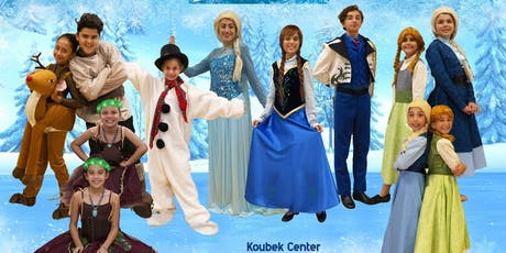 """""""Frozen Jr."""" Cast 2 - Saturday 11th at 7:00 pm tickets"""