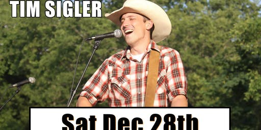 Live Country From Tim Sigler