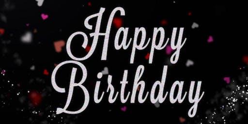 Tamara's Birthday Bash/Book Release