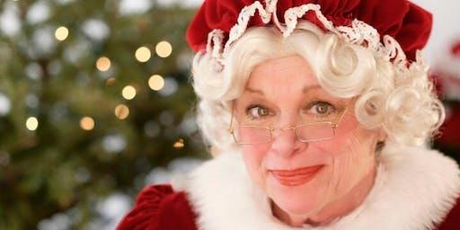 Storytime with Mrs. Claus @ Legacy West