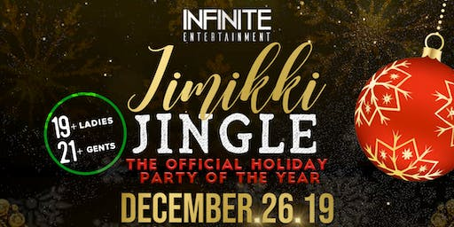 INFINITE ENTERTAINMENT PRESENTS JIMIKKI JINGLE