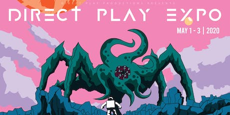 Direct-Play Expo 2020 tickets