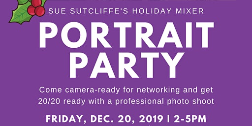 Holiday Mixer / Portrait Party