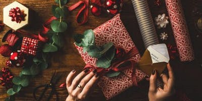 'Tied With A Bow' Gift Wrapping @ Legacy West