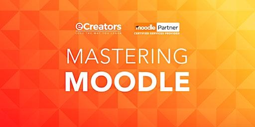 2020 Mastering the Moodle Basics - Perth Nov Intake