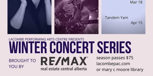 2020 Winter Concert Series